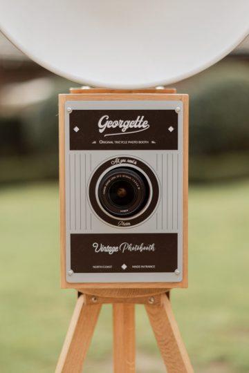 appareil photo georgette le photobooth vélo