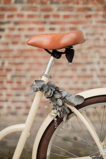 selle de georgette le photobooth vélo